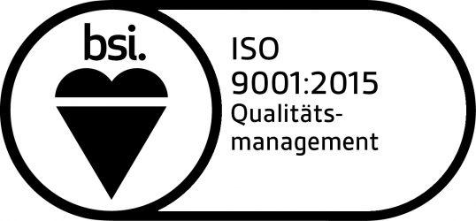 LMD jetzt zertifiziert nach FDIS ISO 9001:2015